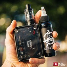 #HandCheck SMOANT RABOX BOX MOD  GEEKVAPE - AMMIT RTA  ANARCHIST JUICE E-LIQUID  ________________________________  SMOANT RABOX BOX MOD The Rabox Box Mod by Smoant is a mechanical mod with a built in 3300 mAh battery transparent chassis Namo waterproof PCB Coating on the circuit board PMMA Acrylic Covers a 304 stainless steel construction welded using GTA method. Maximum power output of up to 100W and capable of firing as low as 0.1ohm.  ________________________________  GEEKVAPE - AMMIT RTA…