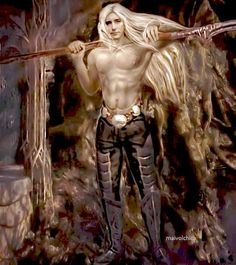 """Young Thranduil: """"Training Day""""."""