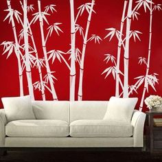 Stick-On Scenery - We can't get enough of clever wall decals at Trend Hunter, and these WallDecors wall decals bring the outdoors in, whether it's through n...