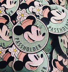 Annual Passholder Pin 2 in my passholder series Disney Merch, Disney Pins, Disney Home, Disney Art, Walt Disney, Disneyland Passholder, Disneyland Pins, Disneyland Ideas, Mickey Ears