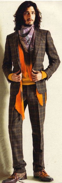 i love that i can look at this and know it's etro w/o them even having to say it is.  #loveetro #longhairdontcare
