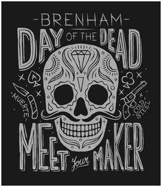 Brenham by MUTI, via Behance