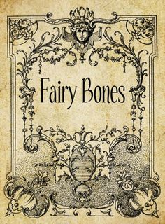 Here's+one+for+the+fairy+bones.                                                                                                                                                                                 More