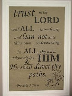 """Burlap wall art for our worship room- but use different scripture or just """"WORSHIP"""""""