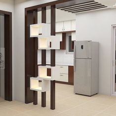 Image may contain: indoor Room Partition Wall, Living Room Partition Design, Room Partition Designs, Living Room Tv Unit Designs, Kitchen Room Design, Home Room Design, Interior Design Kitchen, Wardrobe Design Bedroom, Bedroom Furniture Design