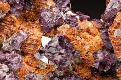 Spinel with Chondrodite- Vietnam