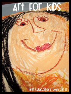 Top Resources for Teaching Art to Kids @ The Educators' Spin On It