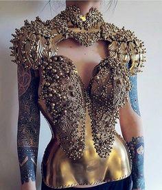 The Golden Corset  #golden #corset #fashion #fashionista #fashionlove #freedom #wisdom #tatoo #design #bohodesign #accessories #handmadeaccessories #handmade #jewelry #angel #bohemian #vibe #bohemianvibe #bohemianstyle #gypsy #soul #carpediem #karma #destiny #letgo #letbe