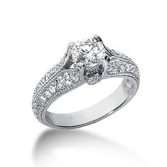 I'm not one to drool over my future wedding ring, but this is absolutely beautiful!