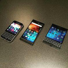 BlackBerry Classic - Priv - Passport Blackberry Mobile Phones, Blackberry Passport, Smartphone, Gadgets, Audio, Internet, Watches, Awesome, Classic