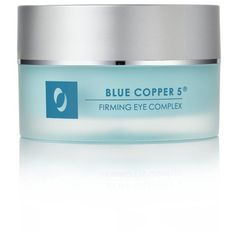 Women's Osmotics Cosmeceuticals 'Blue Copper 5' Firming Eye Repair (535 HRK) ❤ liked on Polyvore featuring beauty products, skincare, eye care, no color, anti aging skin care, osmotics cosmeceuticals, antiaging skin care, anti aging skincare and eye skin care