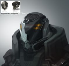 Helmet Concept - Page 2 - Blacklight Forum