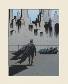 Mike Mignola Batman