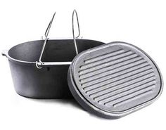 Valhal Outdoor Dutch Oven 9 oval
