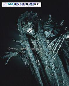 Creature costume created for Mythlore LARP