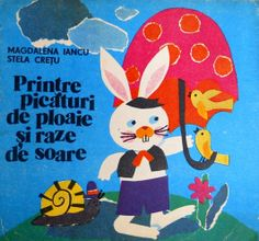 Stela Cretu  - Romanian children's book illustrator Magazines For Kids, Childrens Books, Childhood, Retro, Poster, Fictional Characters, Art, Illustrations, Children's Books