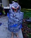 Sharknado Homemade Costume - 2013 Halloween Costume Contest