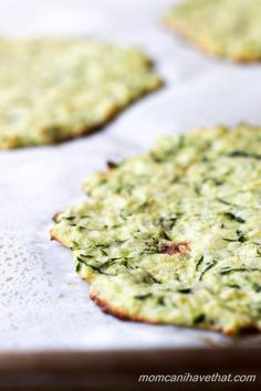 Healthy baked Zucchini Tortillas for soft tacos and fajitas. | low carb, gluten-free, keto, thm | lowcarbmaven.com