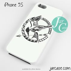 Hunger Games Logo Phone case for iPhone 4/4s/5/5c/5s/6/6 plus. AND I NEED THIS ONE TOO