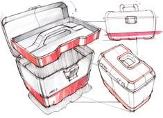 sketch-a-day-290 #id #product #sketch