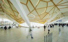 UNStudio inaugura aeroporto internacional na Geórgia - Arcoweb