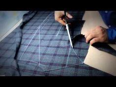 "Приглашаем на курсы ""Мастер мужского костюма"" - YouTube Coat Patterns, Clothing Patterns, Sewing Patterns, Tailoring Techniques, Sewing Techniques, Wedding Collection For Mens, Sewing Hacks, Sewing Projects, Nigerian Men Fashion"