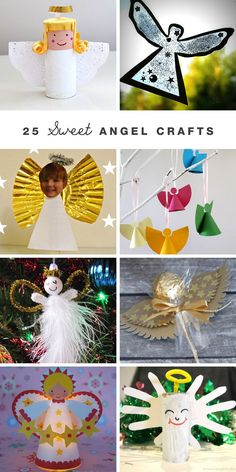 25 Sweet Angel Craft
