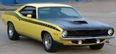 The AAR Cuda is my favorite car by far. I had a 70 Coupe in high school but I had to sell it. Some day I'm going to have an AAR or at least an AAR clone.