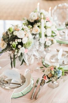 WedLuxe – An En Pointe Ballet-Inspired Styled Shoot | Photography by: Crystal Hahn Photography Follow @WedLuxe for more wedding inspiration!