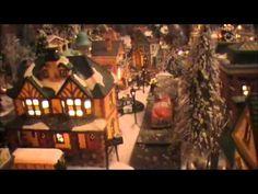 Janet's Christmas Village 2011 christma villag, janet christma, christmas villages, merri christma, christma magic