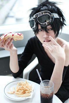 Gareki | Karneval #cosplay #anime