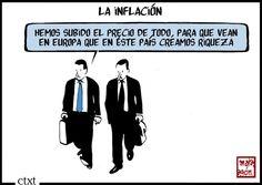 <p>El Malagón de hoy: La inflación</p>