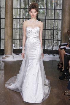 Ines Di Santo Wedding Dresses 2015 Fall - MODwedding