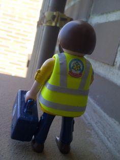 Funcionario Protección Civil