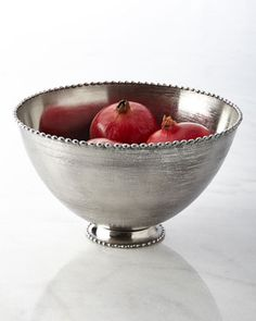 """Molten Frost 10"""" Bowl by Michael Aram at Neiman Marcus."""