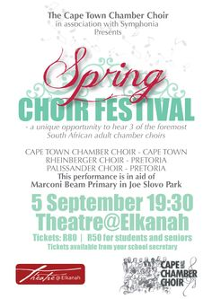 Spring Choir Festival Independent School, Christian Families, Family Values, Choir, Theatre, Spring, Greek Chorus, Theater, Choirs