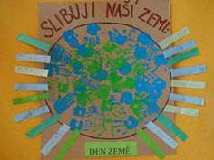 den Země Earth Day Activities, Classroom, Teaching, School, Fair Grounds, Middle, Learning, Education