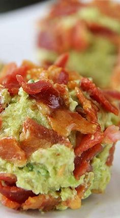 Bacon & Guacamole Fat Bombs