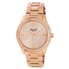 Kerstcadeau tip vrouwen: Kenneth Cole horloge KC4958 Sports Luxery - gratis verzending! | Kenneth Cole horloges bij Kish.nl, een ware eyecatcher!