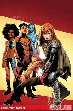 Hope Summers & the Four Lights •Olivier Coipel