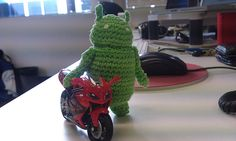 Android - crochet
