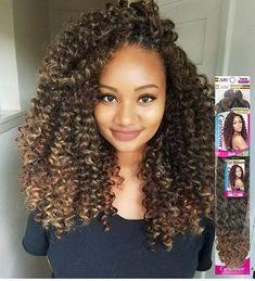 "553 Likes, 10 Comments - Beauty Depot Inc (@beauty_depot) on Instagram: ""| @truvanity_ Best Crochet Braids ever!! Hair: Afri Naptural Caribbean Crochet Braid Sassy…"" #HairBraids101"