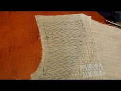 Учимся шить. Мастер класс «Изготовление бортового пакета для мужского пиджака»…