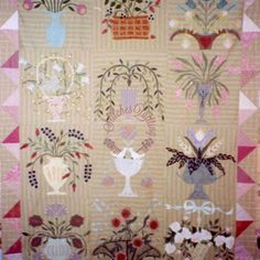 Live Well Live Strong Quilt Pattern Live Well Live Strong Quilt Challenge Pattern with the Quilt Along! Aplique Quilts, Jellyroll Quilts, Rag Quilt Patterns, Applique Patterns, King Bed Covers, Duvet Covers, Sewing Circles, Basket Quilt, Hand Applique
