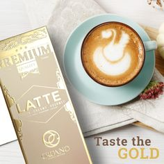 A smooth Italian-inspired latte with a mellow taste ❤️ Coffee Benefits, Coffee Drinks, Coffee Coffee, Chocolate Coffee, Latte, Healthy, Health Benefits, Arabica Robusta, Beverage