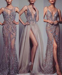Colección vestidos de noche de #Berta