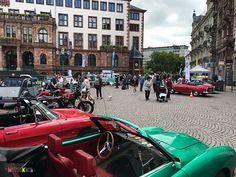 nice Tag des rollenden Kulturguts auf dem Schlossplatz in Wiesbaden 2017