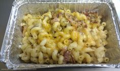 Bacon and Cheeseburger Mac from The Mac Shack in Vancouver