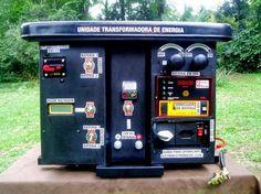 UGES. Unidade transformadora de energía.