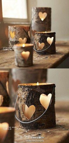 小树灯diy,生活处处是创意~(转)——更多有趣内容,请关注@美好创意DIY